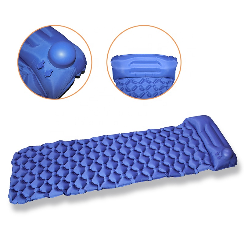 Quality Goods Inflatable Camping Air Mattress Outdoor Sleeping Mat