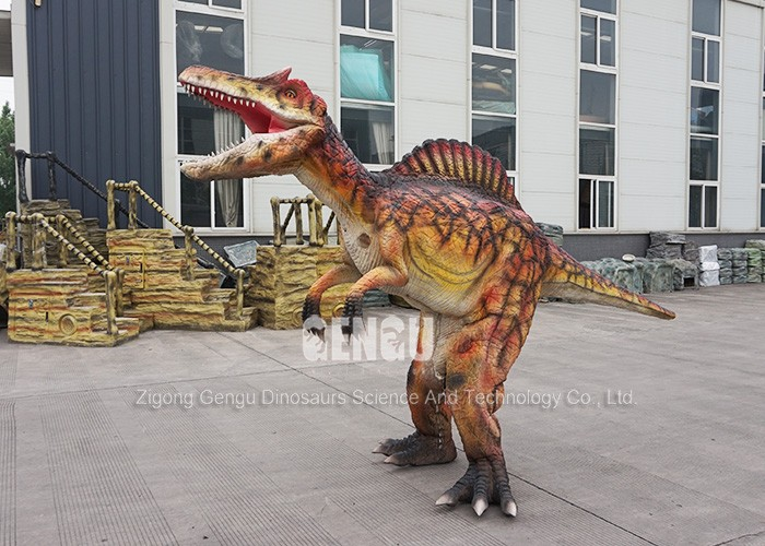 Lightweight Adult Dinosaur Costume