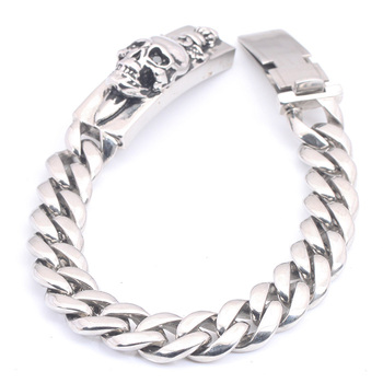 Whole Mens Stainless Steel Bracelets Brand Men