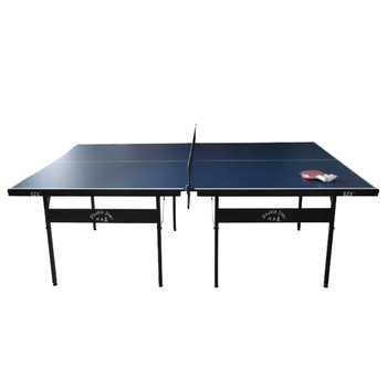 High quality sports blue waterproof wooden cheap folding table legs ping pong table for outdoor