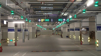 Smart Parking Guidance System With Indoor Led Display Navigation ...