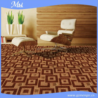 100%olefin wall-to-wall carpet,loop pile commercial carpet