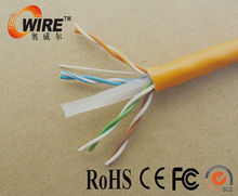CAT 6 UTP LAN Cable with PVC Jacket