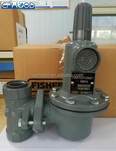 FISHER 627 Pressure Gas Regulator 627-496 Ammonia Gas Regulator