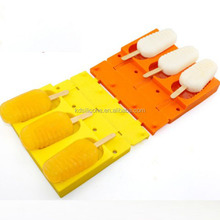 ซิลิโคน Ice POP Mould Popsicle Moulds
