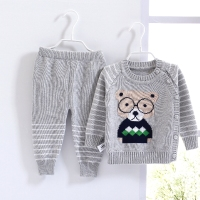 MS69038C 2016 infant cute new outfits baby clothes boys