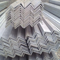 Hot Dip Construction Structural Unequal Galvanized Steel Angle