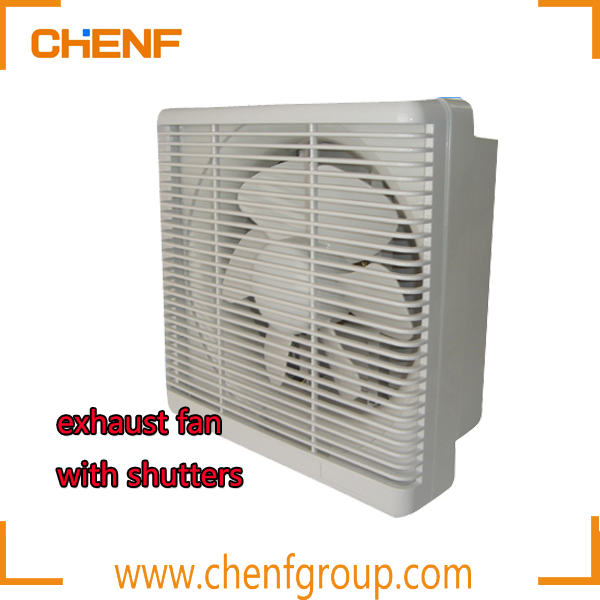 2015 New Designed Two Shutter Window Mounted Exhaust Fan // Bathroom  Exhaust Fan - Buy Bathroom Exhaust Fan,Shutter Bathroom Exhaust Fan,Window
