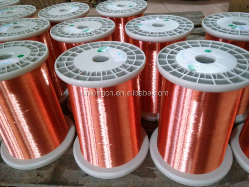 China Real Passed Ul Factory Offer Rectangular Enamelled Copper Wire ...