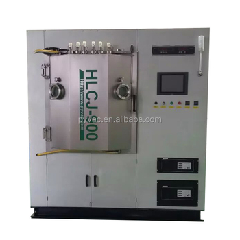 PVD Coating Sputtering Machine/Metal Plastic Vacuum Coating Machine