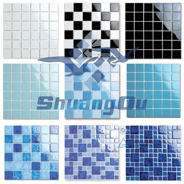 Precio al por mayor de alta calidad de diferentes colores for Precio mosaicos para exterior