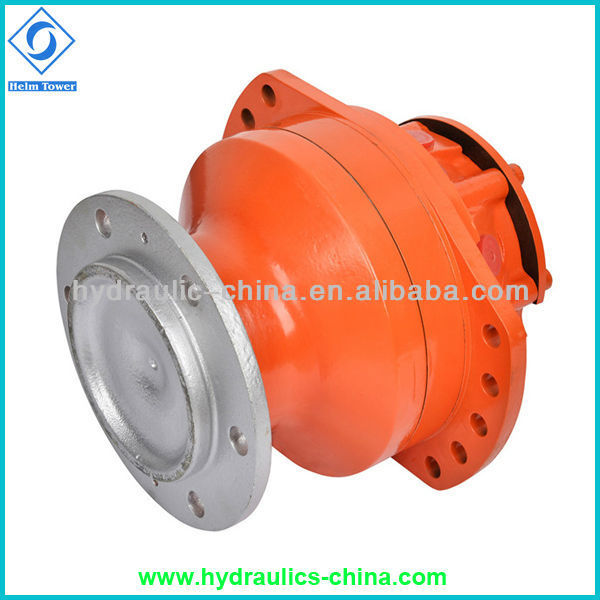 Poclain M+S Hydraulic Motor