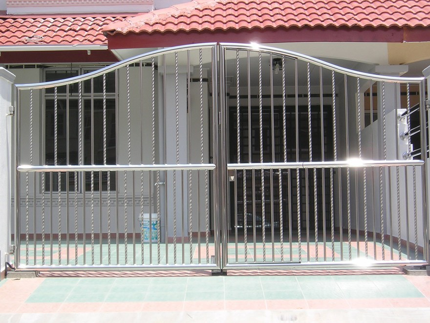Steel Main Gate Design   Sliding Gate Design   Simple Sliding Gate Design    Buy Sliding Gates Design Sliding Gate Design Steel Main Gate Design Product  on. Steel Main Gate Design   Sliding Gate Design   Simple Sliding Gate