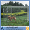 2015 dogs use practical steel welded outdoor dog kennels cages/black chain link dog kennel