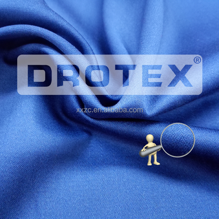 Factory EN11611 FR protective safety workwear for high risk worker fabric