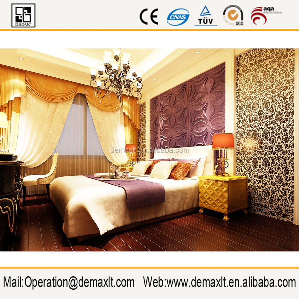 Hermosa 3d calidad garantizada paneles de pared para for Decoracion hogar 3d