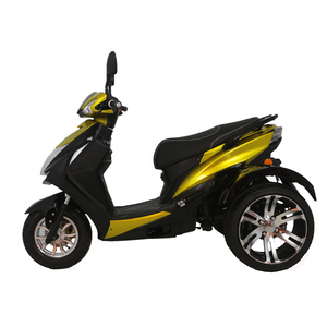 Three wheel 800w Japenese style e-scooter