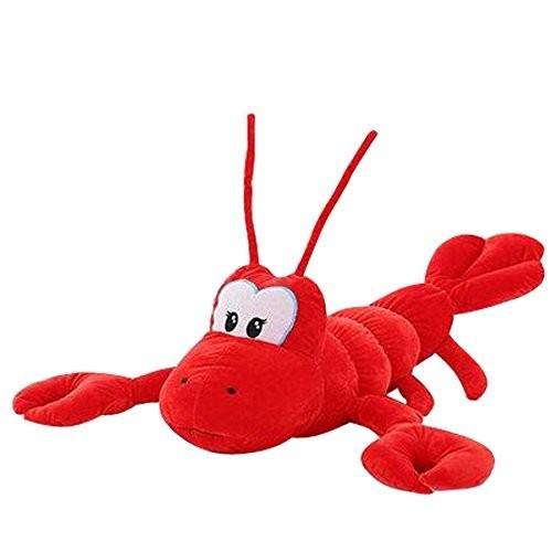 Cute Red Lobster Plush Toy Soft Stuffed Animal Buy Red Lobster