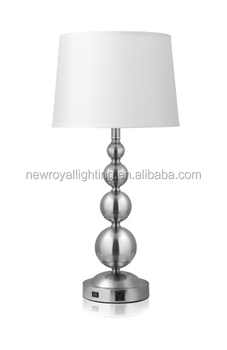 Outlet Hotel Table Lamps Lamp Shade Modern Metal
