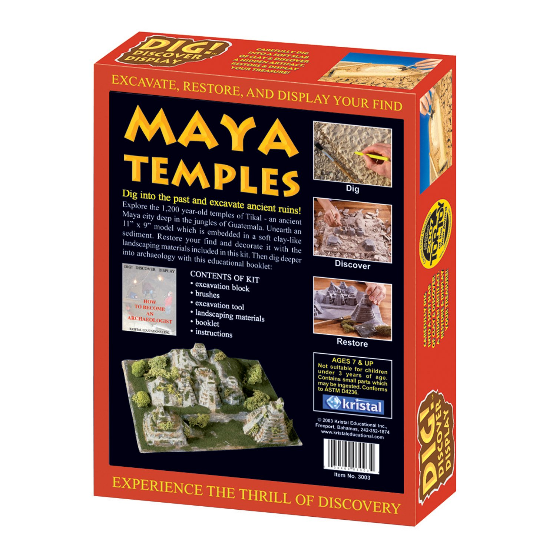 Dig! Discover Maya Temples