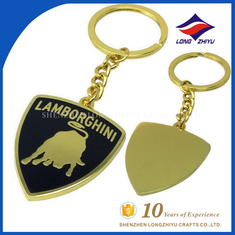 Custom Soft Enamel Keychain Manufactures in China