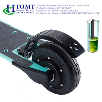 2017 HTOMT hover board skateboard Self Balancing unicycle one wheel electric scooter