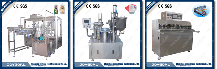 Automatic boxed dip cup jam biscuit filling and sealing machine plastic box packaging sealing equipment