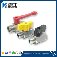 NSF Approved Online Shop China Quick Install High Quality Mini Ball Valve