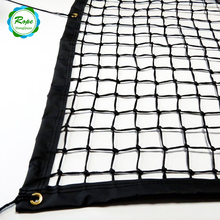 Professional OEM Training Foldable Portable PE standard Tennis Court Net for Match Play