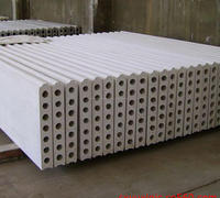 Precast lightweight MGO hollow core wall panel for house