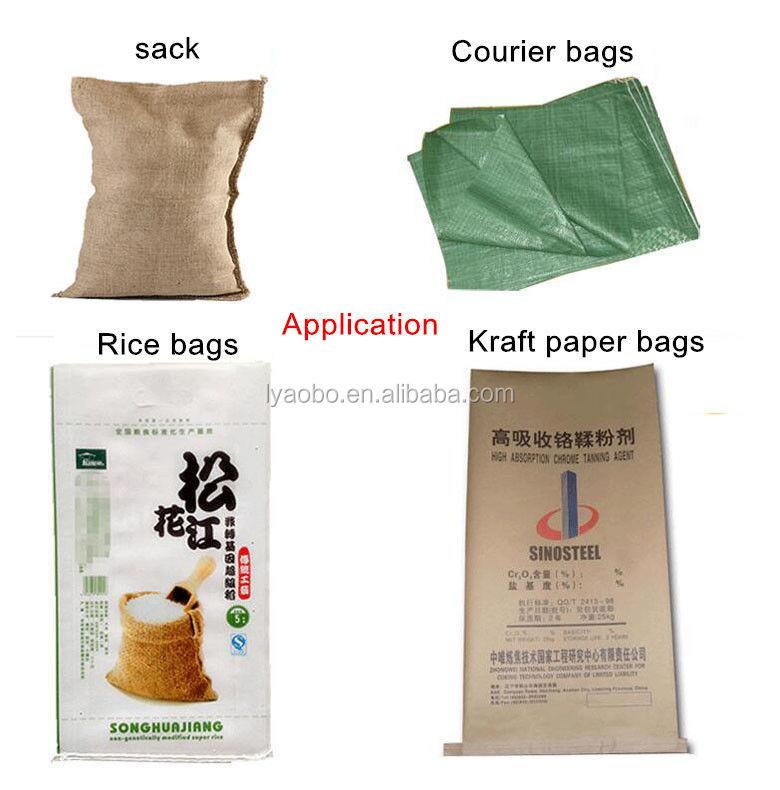 100 पॉलिएस्टर बैग बंद धागा सिलाई, बोरी सिलाई धागा 10 kg/rol, 8 kg/रोल