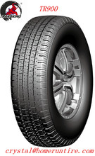 chinese cheap new brand TRANSKING semi steel wholesale SUV HT tires HT tyres manufacture P245/70R16