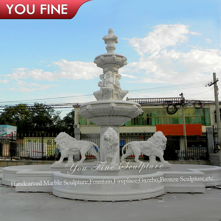 Decoration Cheap Price Marble Garden Fountain For Sale