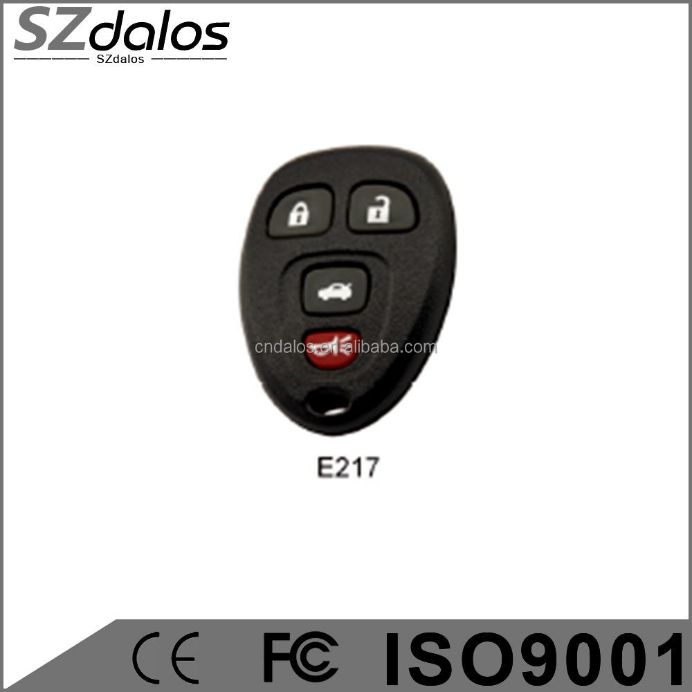 433MHz Garage/Swing/Sliding Gate Universal Remote Control