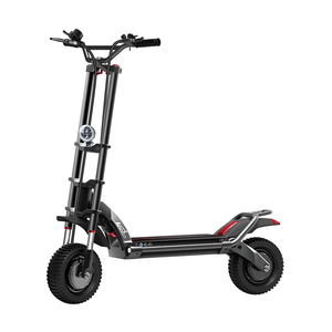 New 2 wheel electric standing scooter with 2400W power from Kaabo (60V 35Ah)