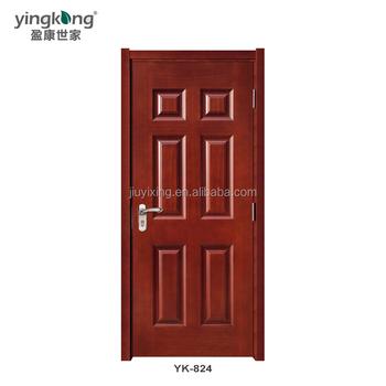 Jiuyixing Hot Sale Apartment Door Entrance Doors Apartment Entry