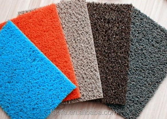 Green Plastic Carpet---car Mat Doormat Corridor Floor Mat Pvc Mats ...