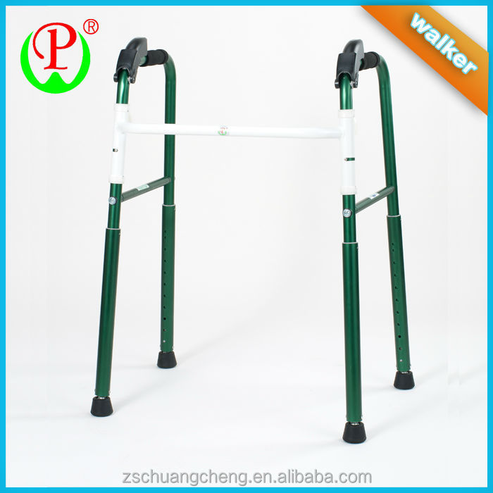 new design aluminium foldable adult walker for old people