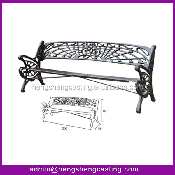 Remarkable Spanish Style 2 M Outdoor Garden Cast Iron Bench Buy Garden Cast Iron Bench Product On Alibaba Com Evergreenethics Interior Chair Design Evergreenethicsorg
