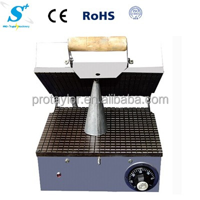 DST-1 Goood quality ice cream cone filling machine(CE approved)