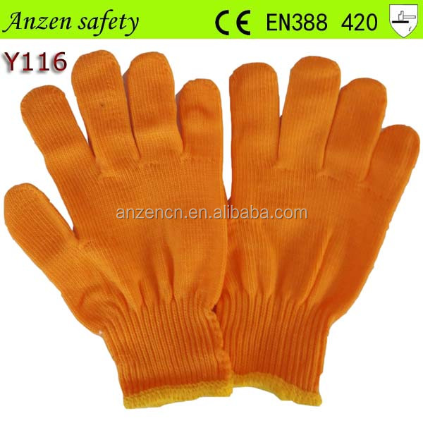 shandong cheap nylon gloves price