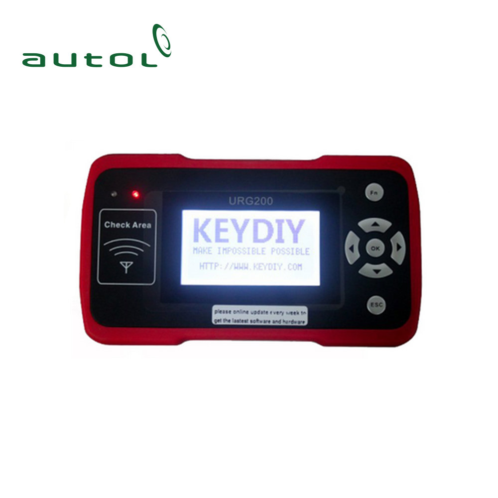2017 URG200 Remote Master Auto key programmer Same function as kd-900 auto key programming device urg200