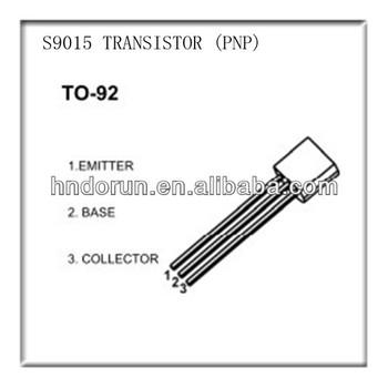 s9015 pnp plastic