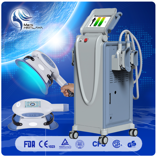 4 Cryo Handles Multi-polar Rf Cryo Slimming Machine/fat Freezing ...