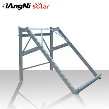 Professional Aluminum Alloy Solar Water Heater Parts Frame Or ...