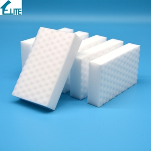 Promotional price magic eraser pu sponge magic eraser foam cleaning sponge magic clean rub sponge