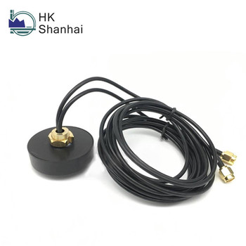 Best price GPS/BD combination antenna with LTE/4G/2 4G /WIFI /GSM base SMA  Male, View combination antenna, SHANHAI Product Details from Shenzhen