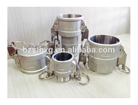 s.s camlock adapter coupling manufacture,camlock fitting