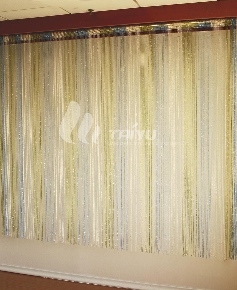 Multi Color Moda Pendurado Sliver Cortina Da Porta Da Cozinha  ~ Cortina Para Porta Da Cozinha