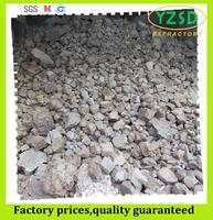 China Manufacturer Sintered Calcium Aluminate Clinker In Rotary ...